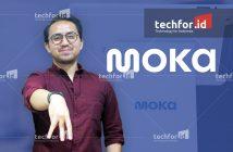 Bayu Ramadhan, VP Brand & Markeitng MOKA