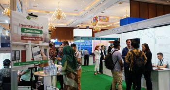Pameran Cyber Security & Indonesi Fintech Show 2019
