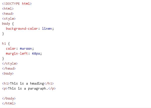 Definisi Css Cascading Style Sheet Dan Panduan Lengkap Cara Penggunaannya Techforid