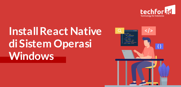 Cara install react native