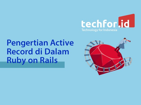 Active record pada Ruby on rails