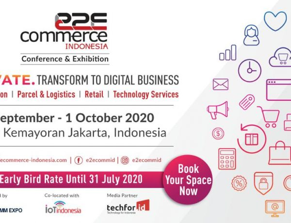 e2eCommerce Indonesia 2020 is BACK!